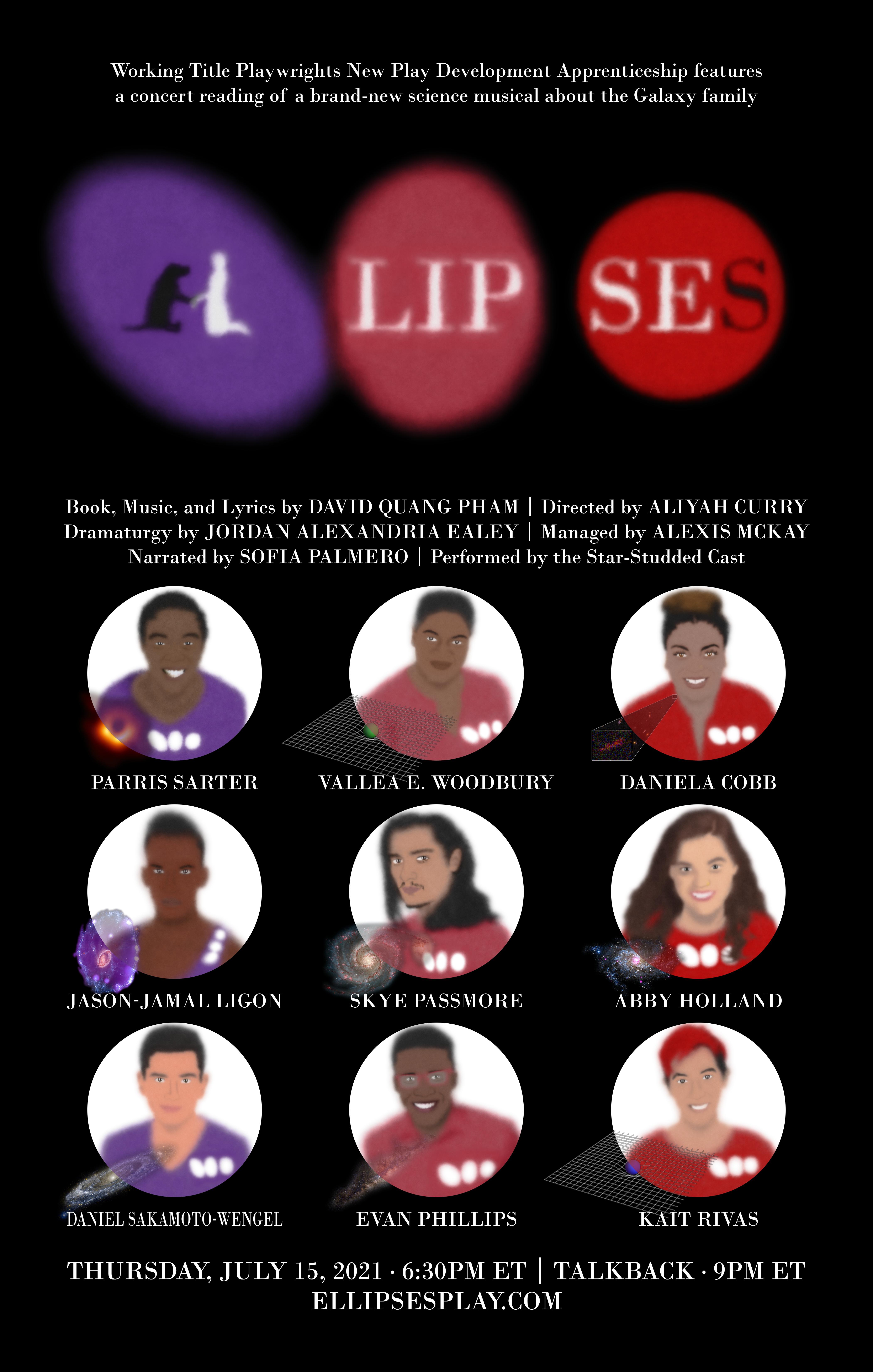 ELLIPSES Poster